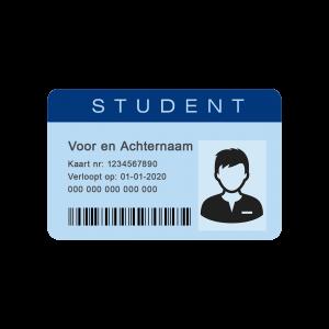 Een pasfoto voor je studentenkaart